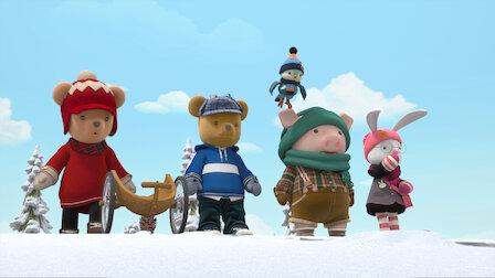觀賞超級雪橇之案 / 雪白外套之案。第 2 季第 8 集。