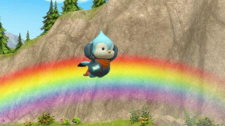 觀賞會說話的石頭之案 / 現成的彩虹之案。第 1 季第 5 集。